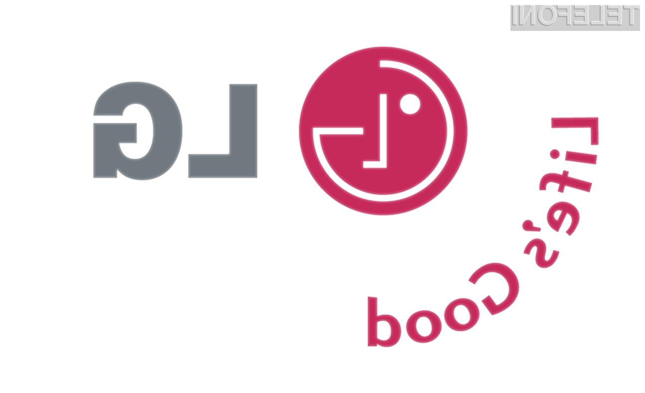 LG gre v trd boj z Applom in Samsungom.
