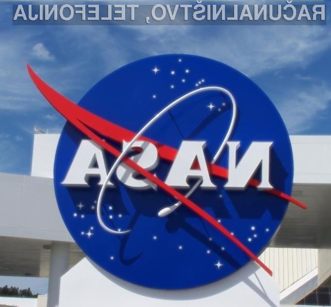 Ameriška vesoljska agencija Nasa je bila pri prodaji računalnikov sila nepazljiva!