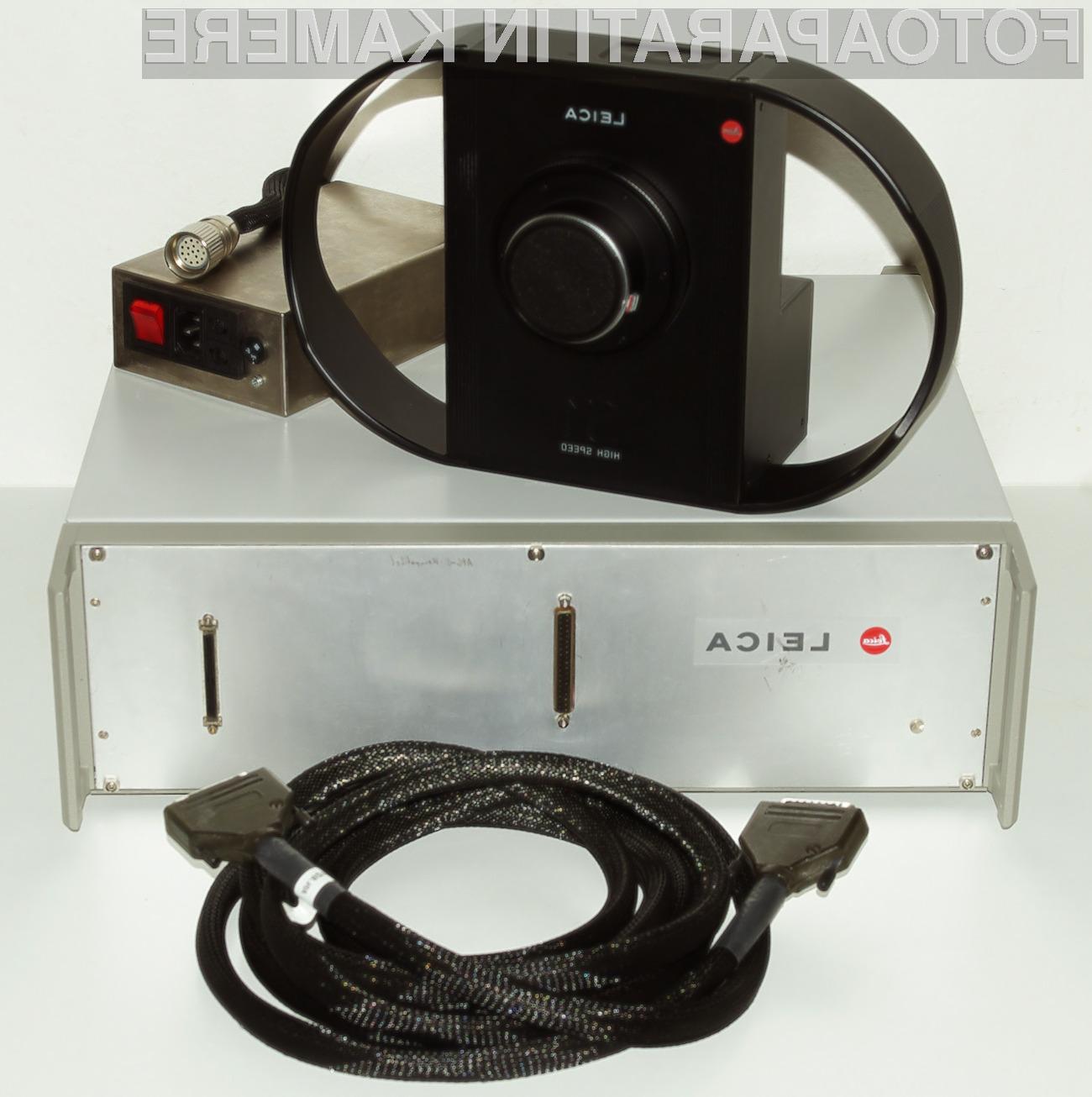 Leica S1 se je vpisal v zgodovino kot prvi digitalni fotoaparat namenjen množicam.