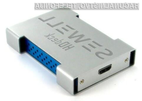 HDdeck adapter podjetja Sewell bo na enostaven način pretvoril USB priključek v HDMI izhod.