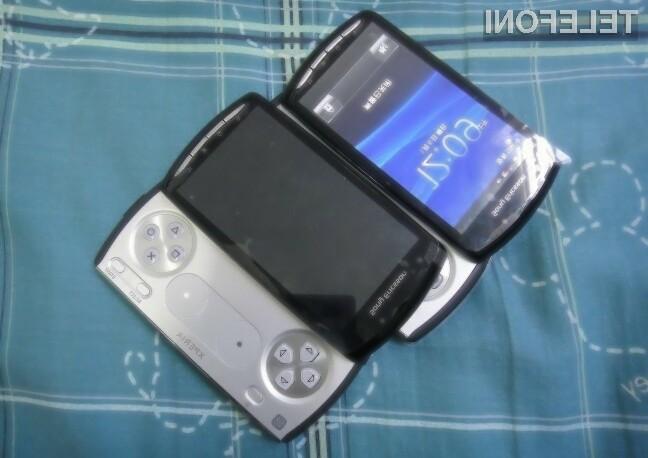 Sony Ericsson Xperia Play: Vrhunski mobilni telefon in zmogljiva prenosna igralna konzola v enem!