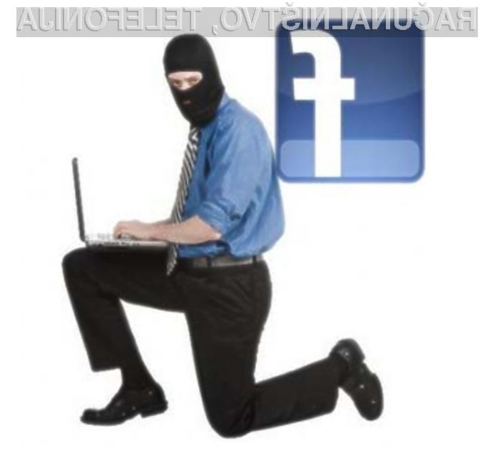 Uporabniki socialnih omrežij žal postajajo vse bolj priljubljena tarča spletnih kriminalcev.