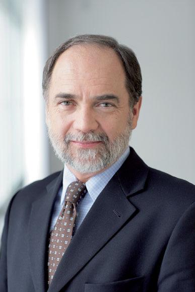 Dr. Joseph Reger, glavni tehnološki vodja pri Fujitsu Technology Solutions
