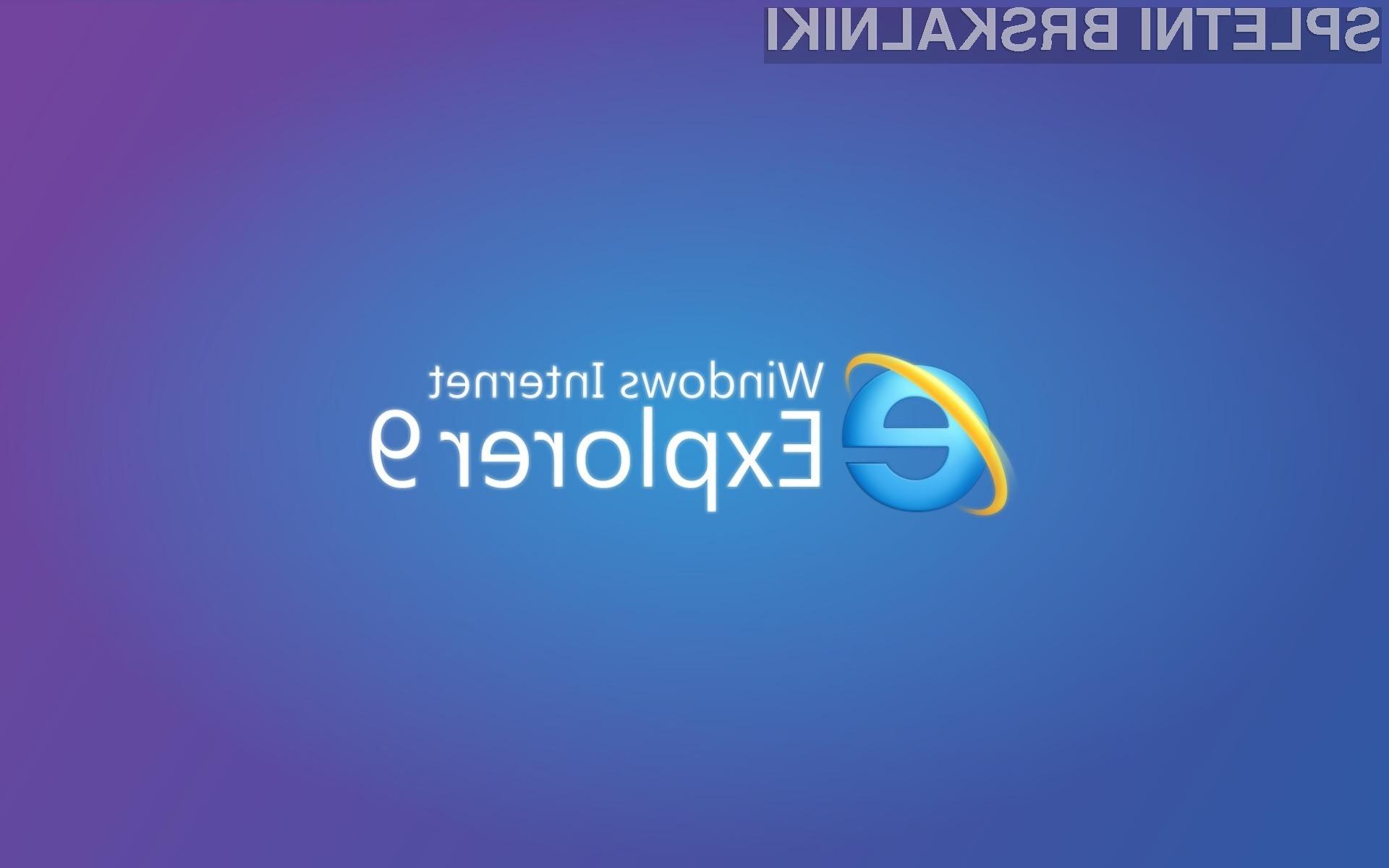 Kljub številnim novostim bo Internet Explorer 9 bil težko bitko s konkurenti.