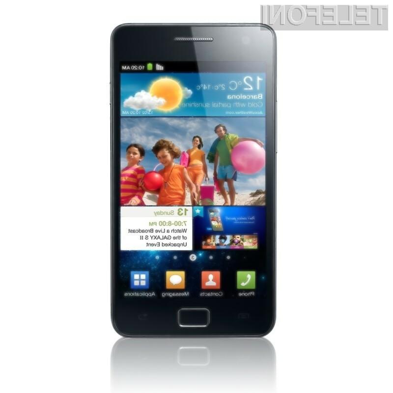 Mobilnik Samsung Galaxy S2 je vendarle dočakal svojo miniaturno različico.