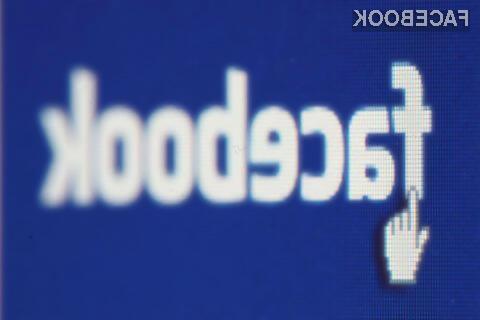 Uporabljate Facebook?