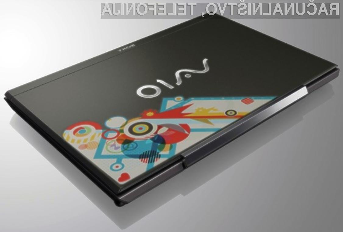 Sony verjame v uporabnost sistema Chrome OS.