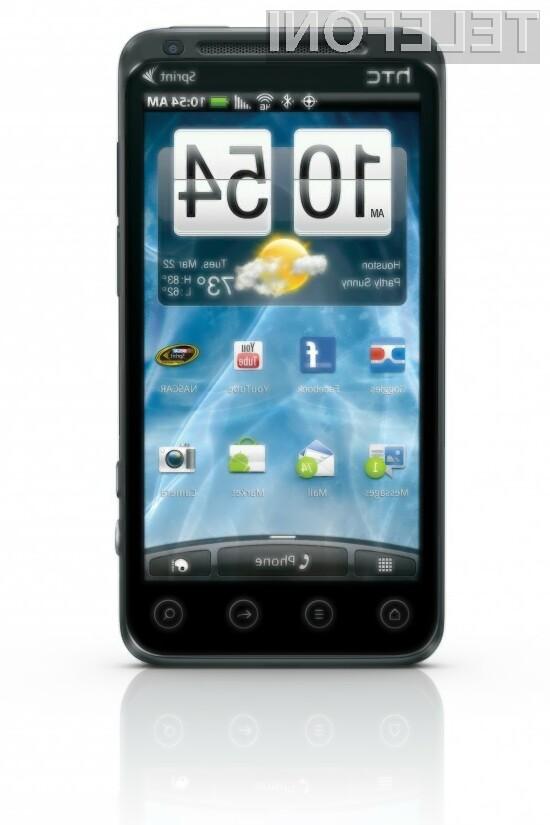 EVO 3D bo eden izmed paradnih konjev podjetja HTC v letošnjem letu.
