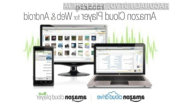 Amazon vam ponuja 5GB brezplačnega prostora v oblaku!