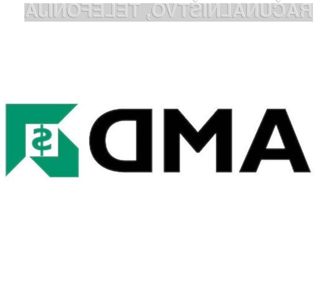Podjetje AMD bo večino dobička vložilo v razvoj procesorjev Llano!