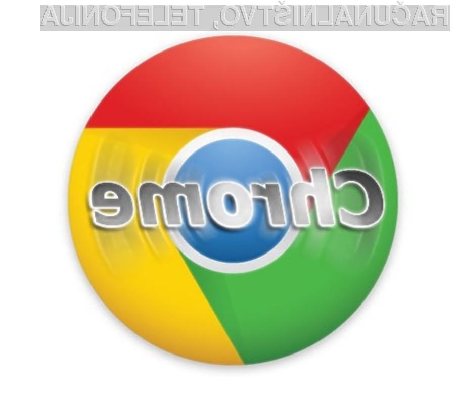 Google Chrome 13 stavi na minimalizacijo!