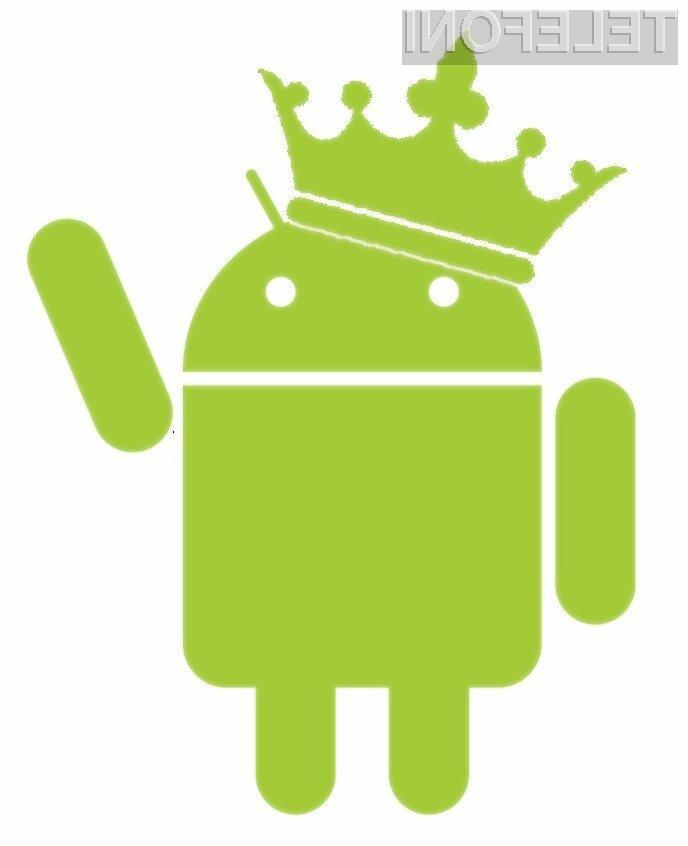 Na operacijski sistem Android večinoma letijo samo pohvale.