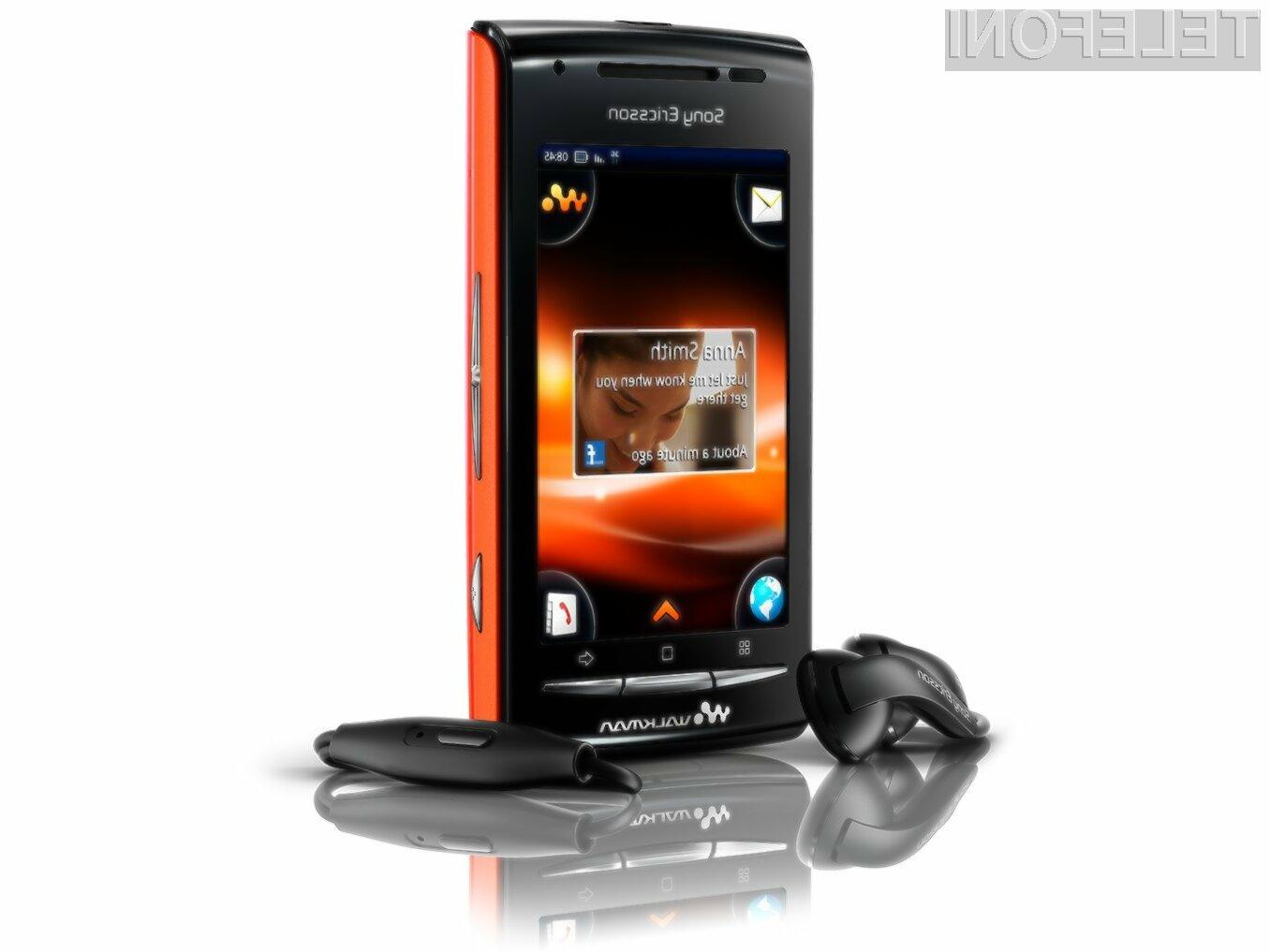 W8 je primeren za vse tiste, ki svoj mobilnik radi uporabljajo tudi za poslušanje glasbe.