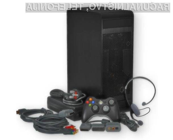 Upajmo, da bomo ob nakupu osebnega računalnika kdaj tudi mi brezplačno prejeli Xbox 360!