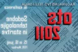 Sodobne tehnologije in storitve: OTS2011