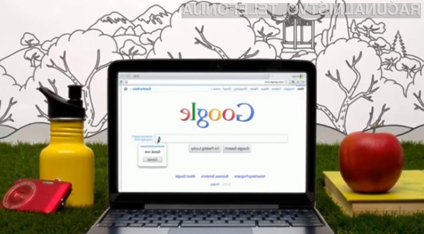 Le kaj bi brez spletnega iskalnika Google?