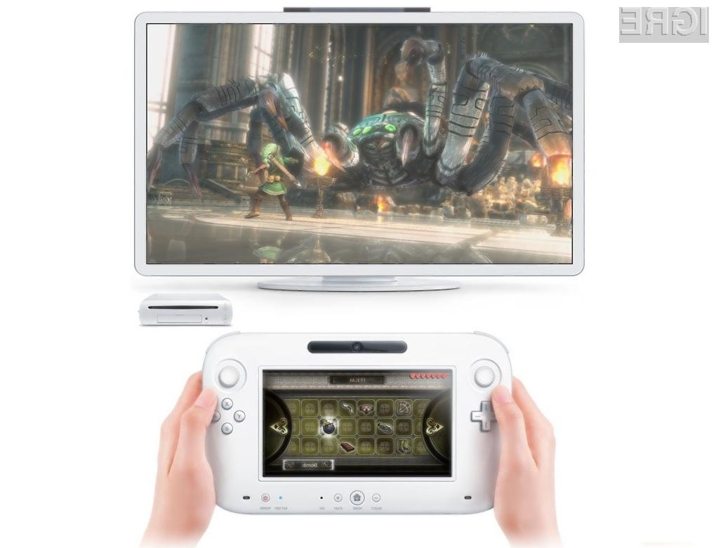 Konzola Nintendo Wii U obeta bogate igričarske užitke!