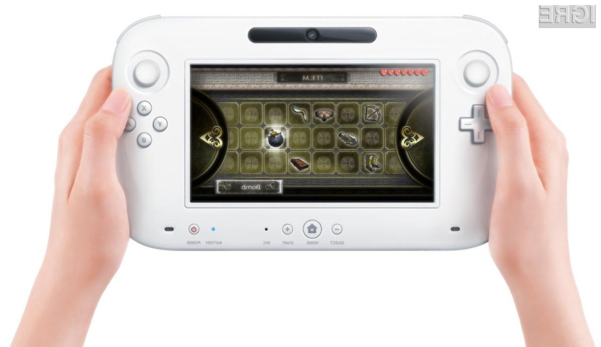 Konzola Wii U prinaša nov način igranja.