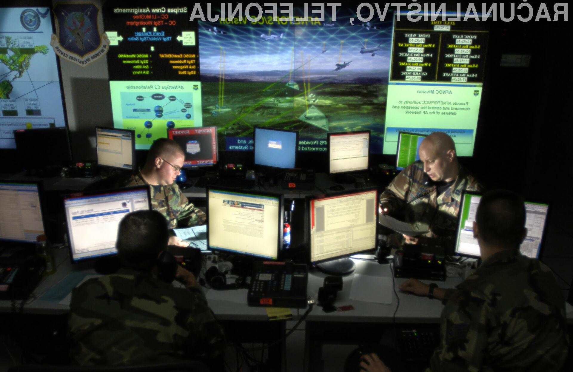Vojskovanje na internetu vse bolj pridobiva na pomenu!