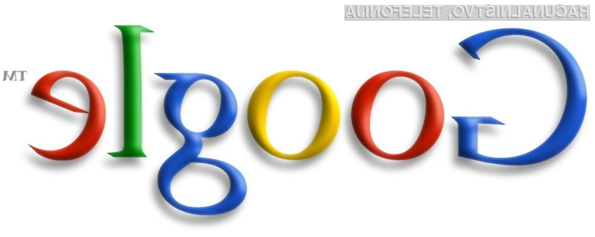 Le kaj bi brez strica Googla?