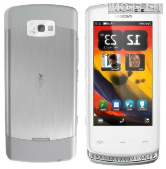 Nokia nad Symbianom še ni obupala.