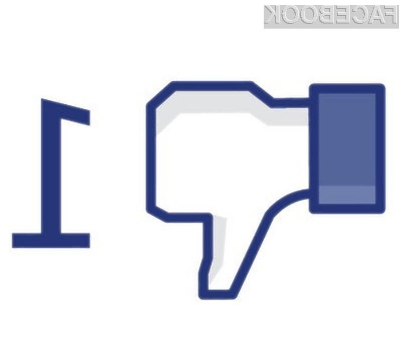 Facebookov gumb