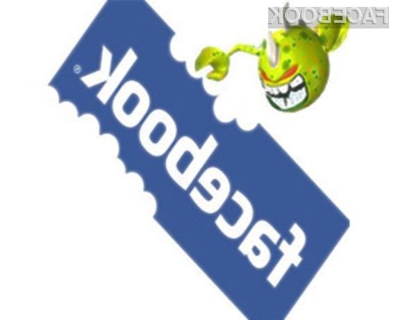 Uporabniki družbenega omrežja Facebook so nadvse enostavna tarča za spletne Kriminalce!
