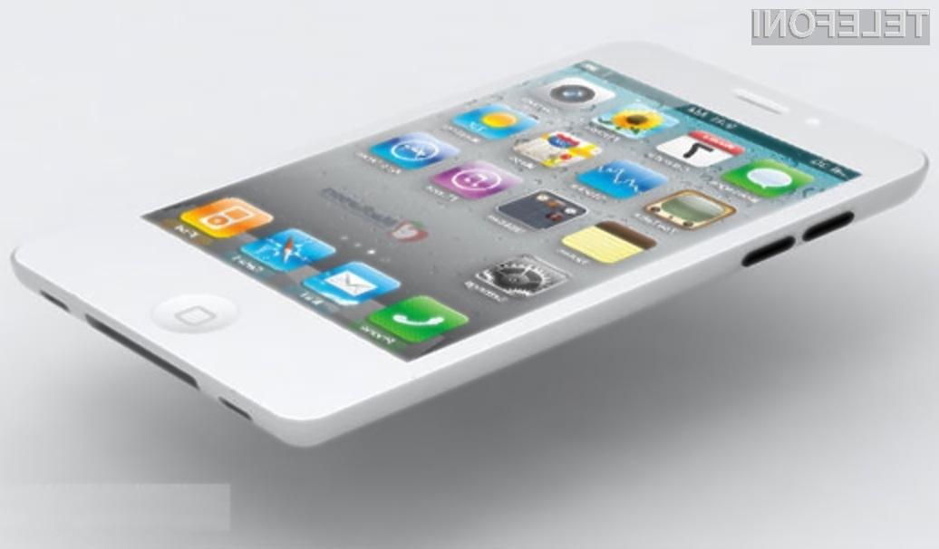 Prve zaloge mobilnika Apple iPhone 5 bodo po vsej verjetnosti pošle že v pičlih nekaj dneh!