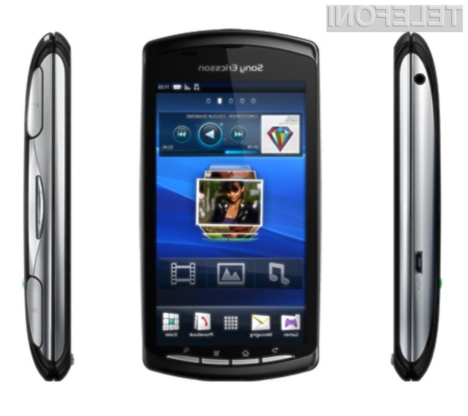 Mobilnik Sony Ericsson Play Station 3D naj bi bil primeren tako za zahtevne uporabnike kot igričarje.