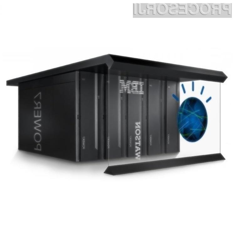 Superračunalniku IBM Watson gre medicina več kot dobro od rok!