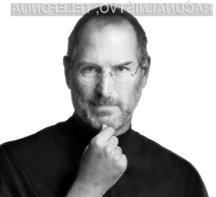 V 56. letu starosti nas je zapustil Steve Jobs, oče Macintosha, iPada, iPhona in iPoda.