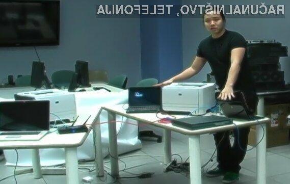 Ste kdaj pomislili, da bi lahko bil vaš tiskalnik ranljiv na zlonamerne kode?