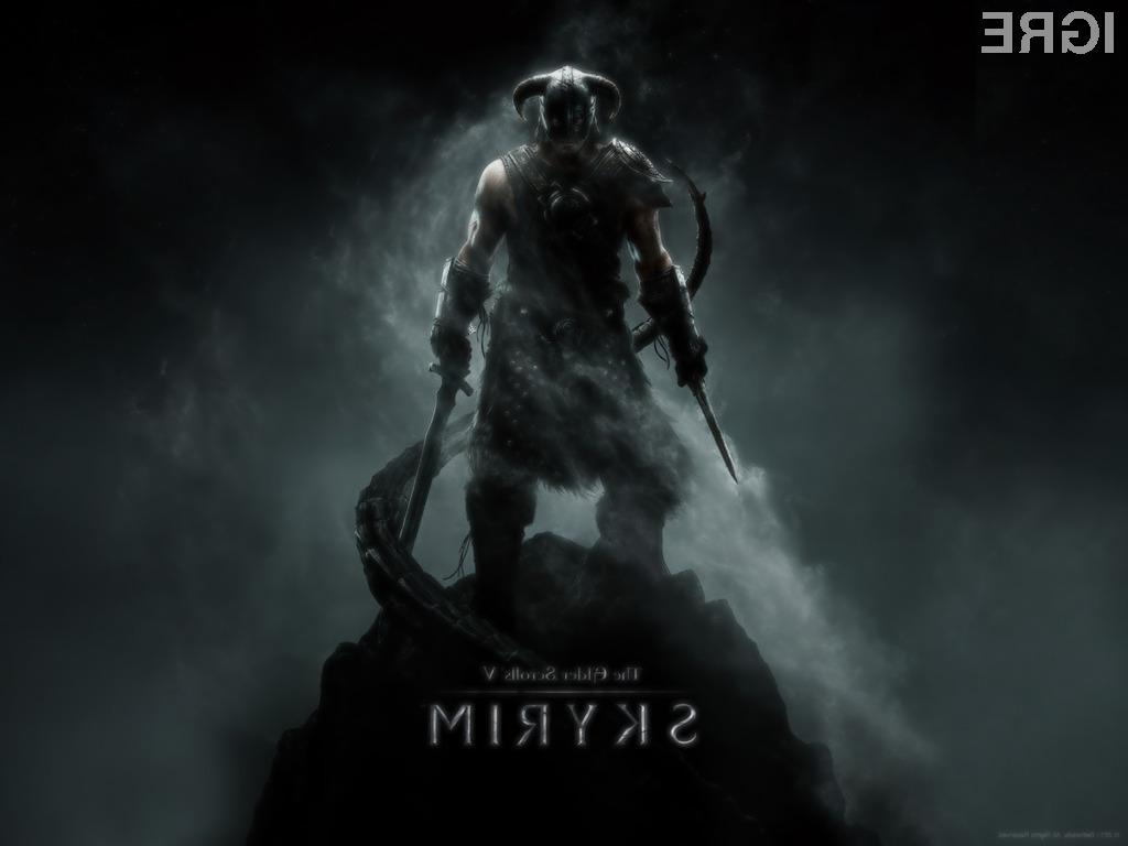 Skyrim je ena najbolje prodajanih iger v letošnjem letu.