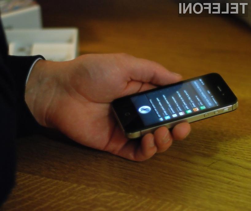 Applova digitalna asistentka Siri je vsestransko uporabna!