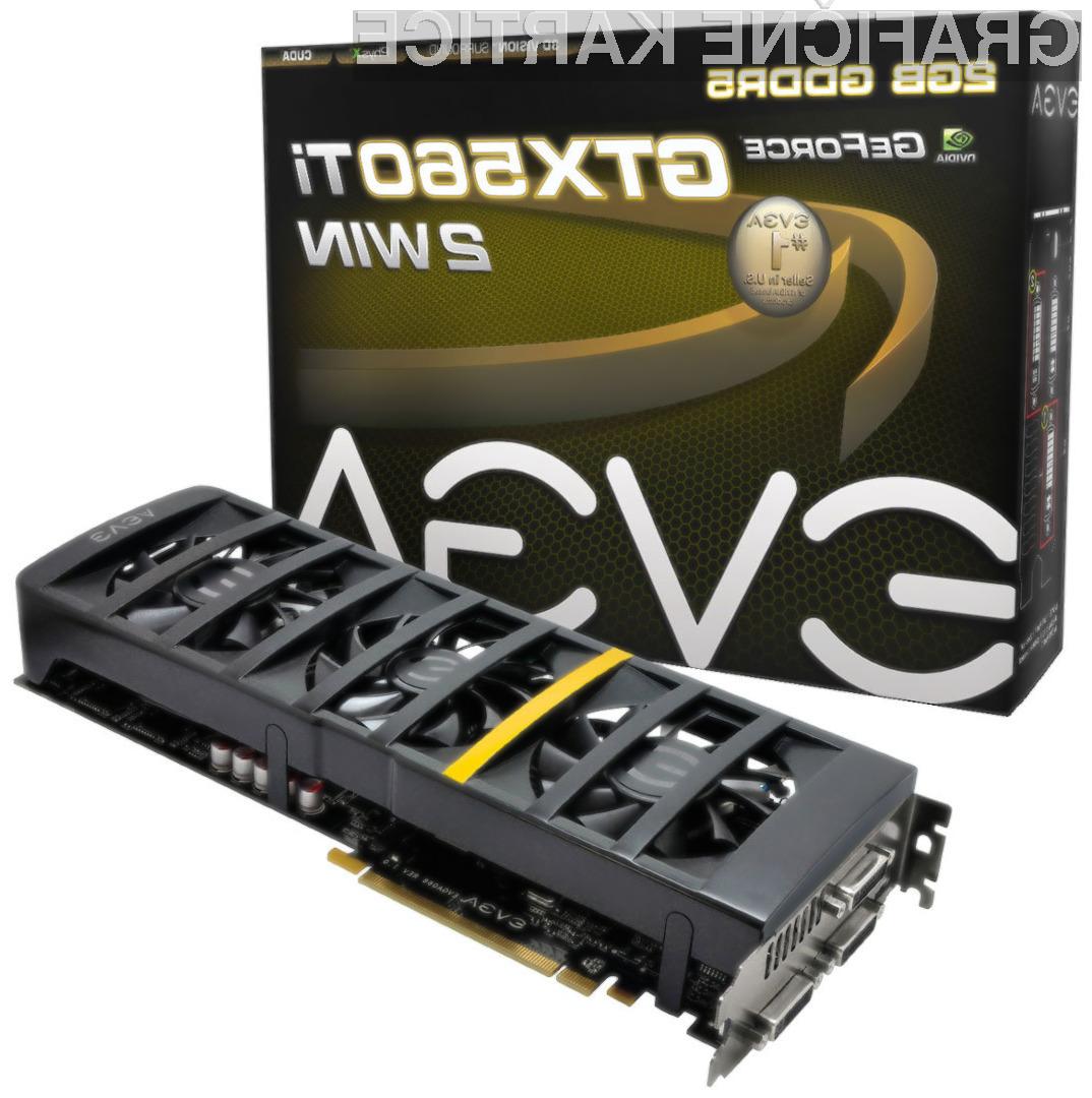 Kartica je sestavljen iz dveh GeForce GTX 560 Ti procesorjev in ima skupno 768 CUDA jeder in 2 GB GDDR5 pomnilnika.