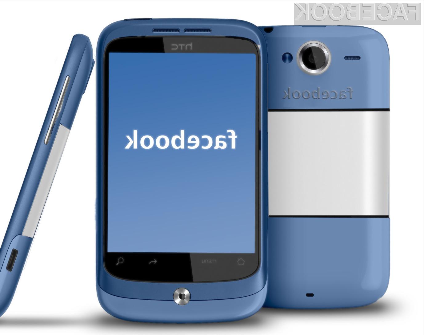 Pri Facebooku očitno iščejo drugačen način za vstop na trg mobilnih naprav - sodeč po njihovem najnovejšem projektu