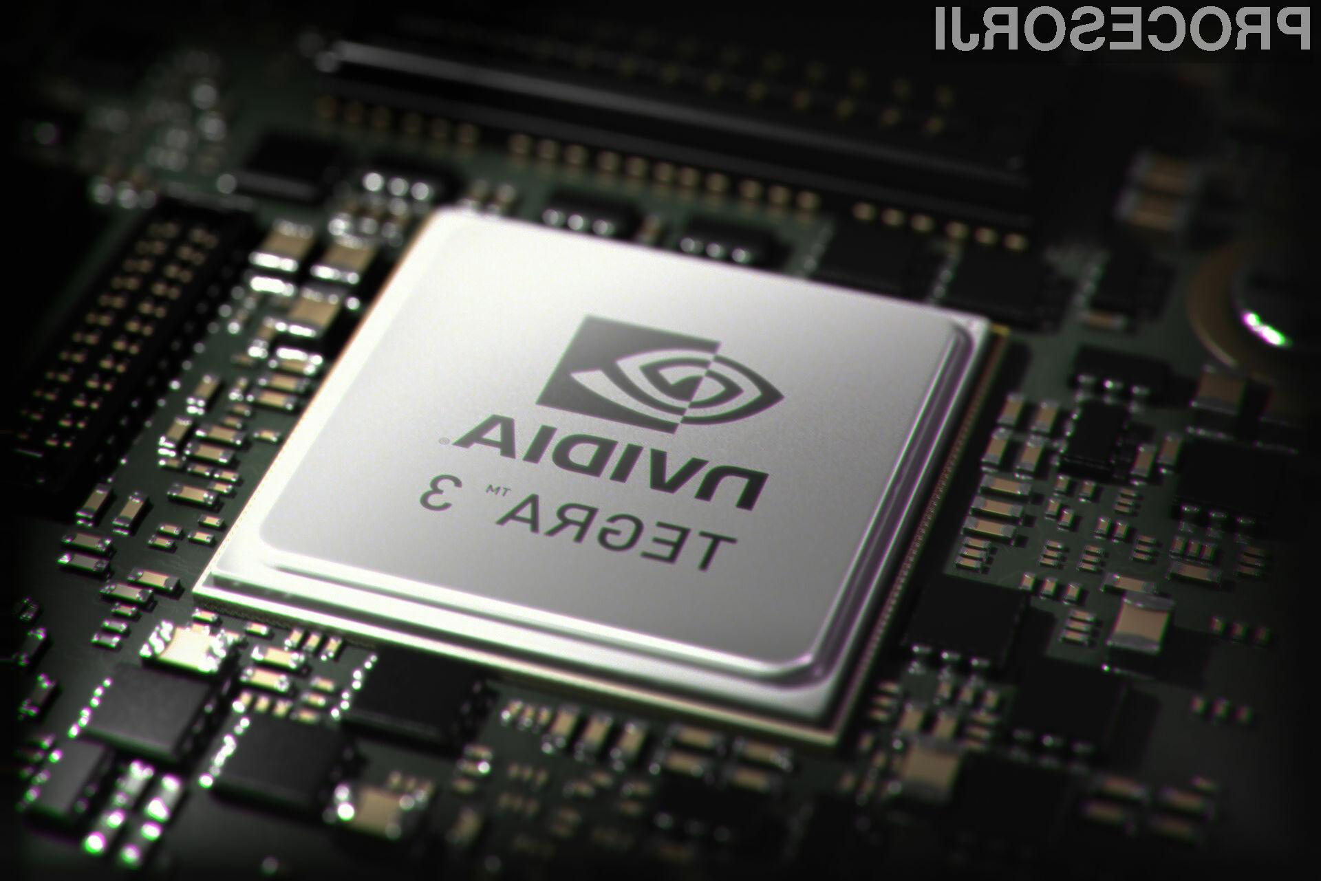 Konkretno je v Tegri 3 pet jeder izvedenih v arhitekturi ARM Cortex A9.