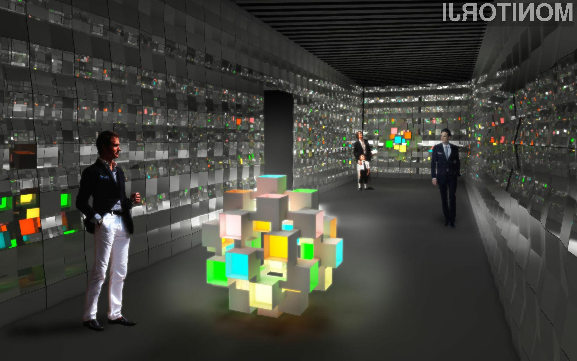 Podjetje Verbatim je predstavilo zanimive OLED module VELVE OLED (organic light-emitting diode), katere bodo lahko notranji oblikovalci, inženirji in arhitekti uporabili za enostavno in hitro kreiranje ustvarjalne sheme notranje razsvetljave.