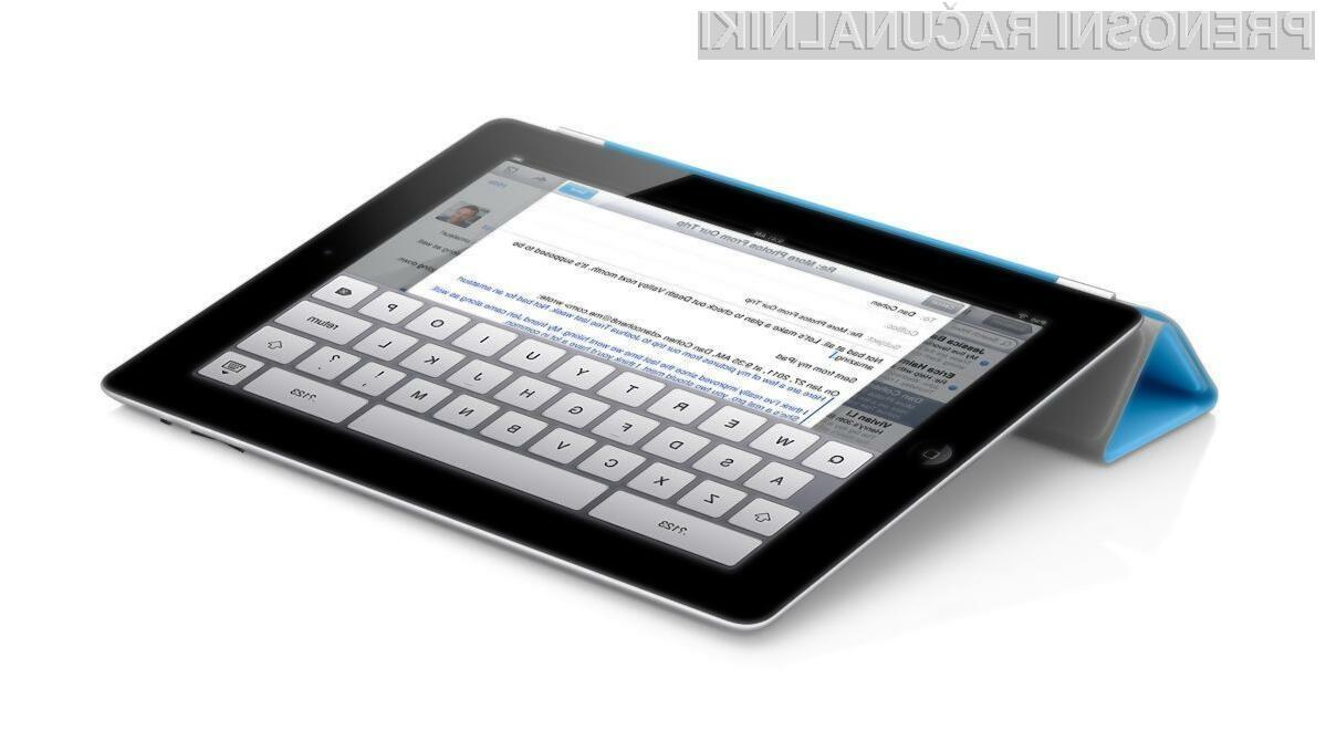 Tablični računalnik iPad 2 je marsikoga prepričal tudi zaradi svoje atraktivne oblike. Verjamemo, da tudi tretji iPad v tem pogledu ne bo razočaral.