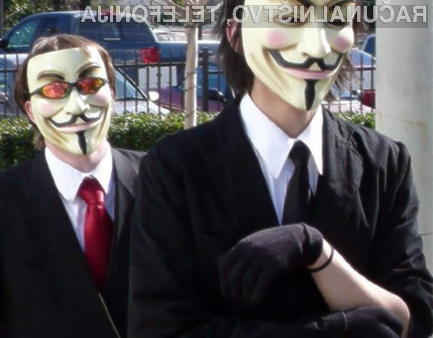 Hekerska skupina Anonymous napada na korenske strežnike DNS zaenkrat še ni potrdila.