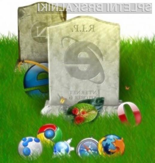 Internet Explorer 6 mora umreti!
