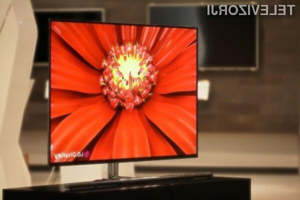 Bodo OLED televizorji kmalu postali