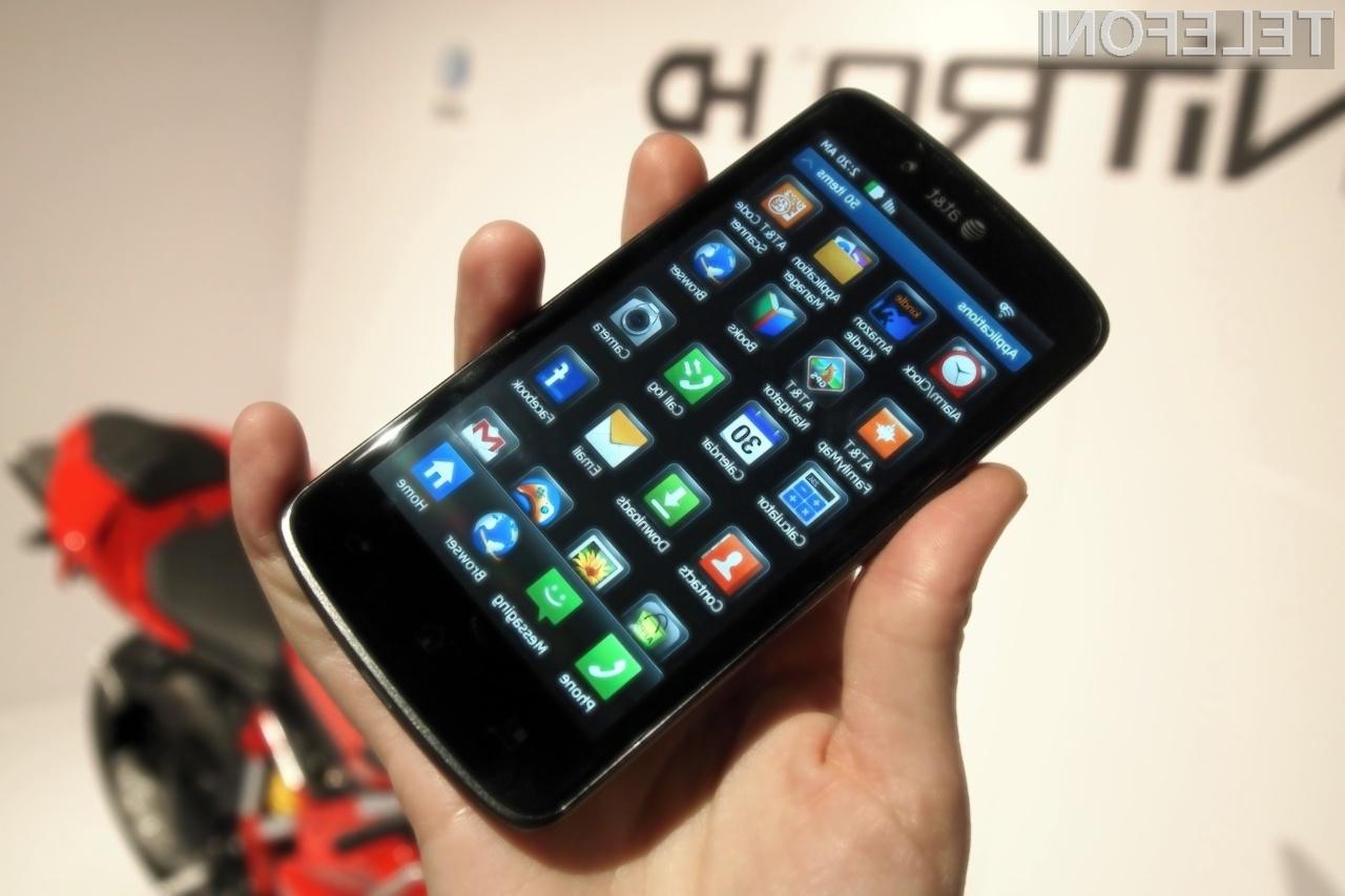 Nitro HD je v bistvu različica ameriška različica modela LG Optimus LTE, z nekoliko preoblikovanim zadnjim pokrovom ter gumbom Home.