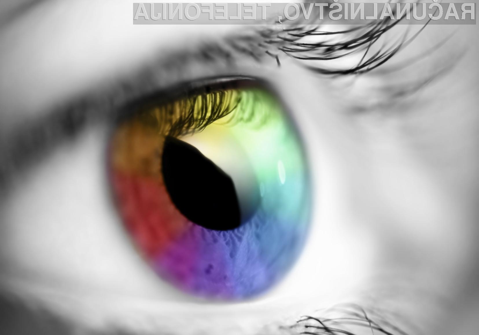 Senseye za svoje delovanje uporablja kamero in LED diode, polprevodniške elemente, ki oddajajo infrardečo svetlobo za nadzor oči.