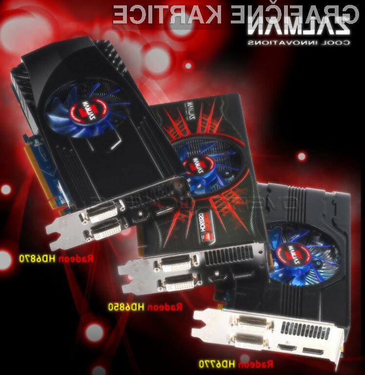 Govora je o modelih HD 6770, 6850 in 6870, z dual-slot hlajenjem  in standardnimi takti delovanja.