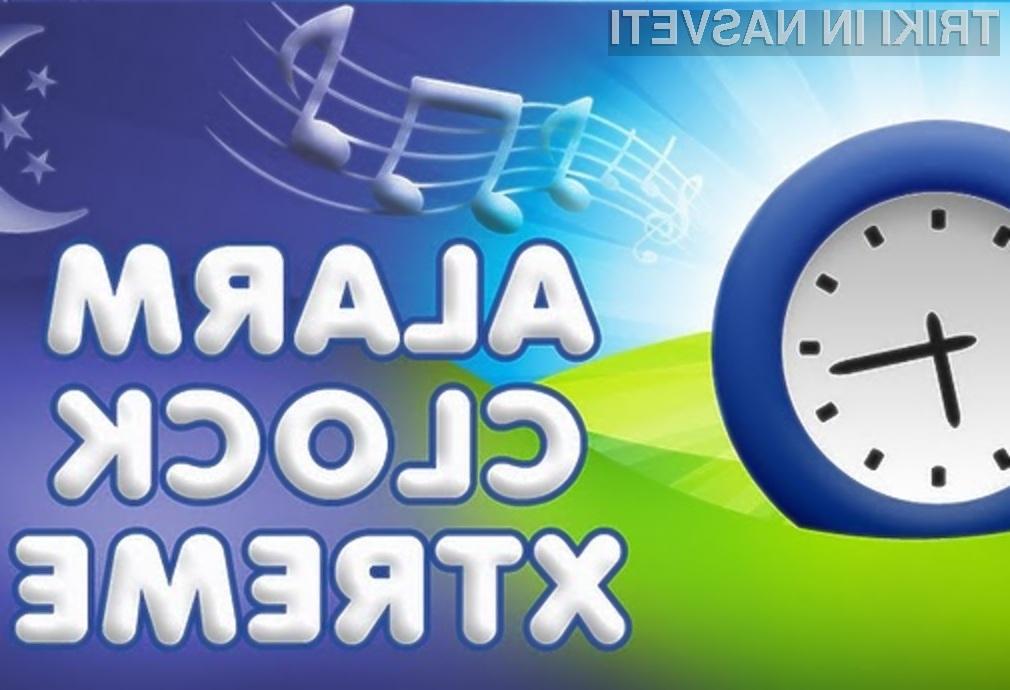 Alarm Clock Xtreme je pisan na kožo zaspancem!
