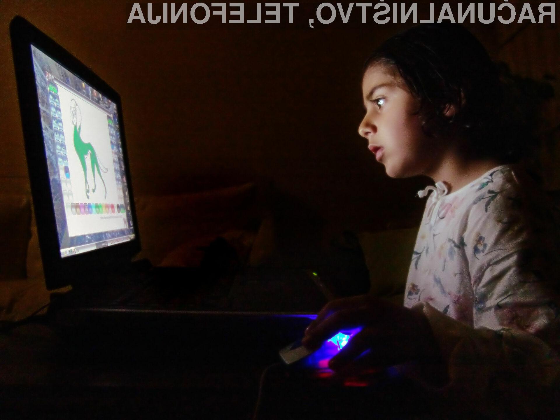 Pretirana uporaba interneta lahko poslabša naše kognitivne sposobnosti.