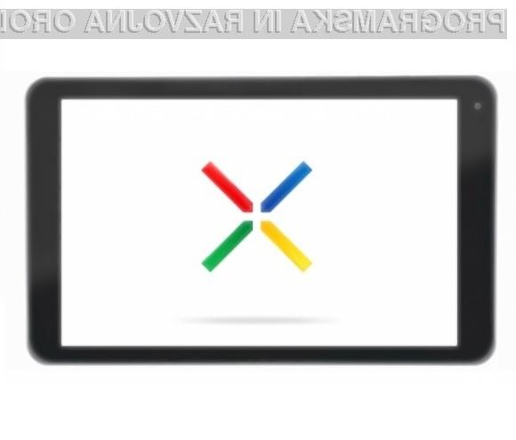 Tablični računalnik Google Nexus Tablet naj bi šel v prodajo kot vroče žemljice!