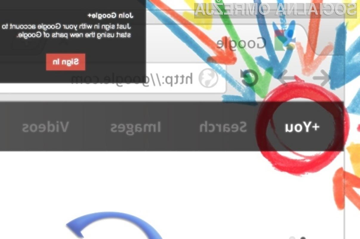 Google strmi k temu, da bi z enim uporabniškim računom samodejno imeli dostop do vseh njegovih storitev.