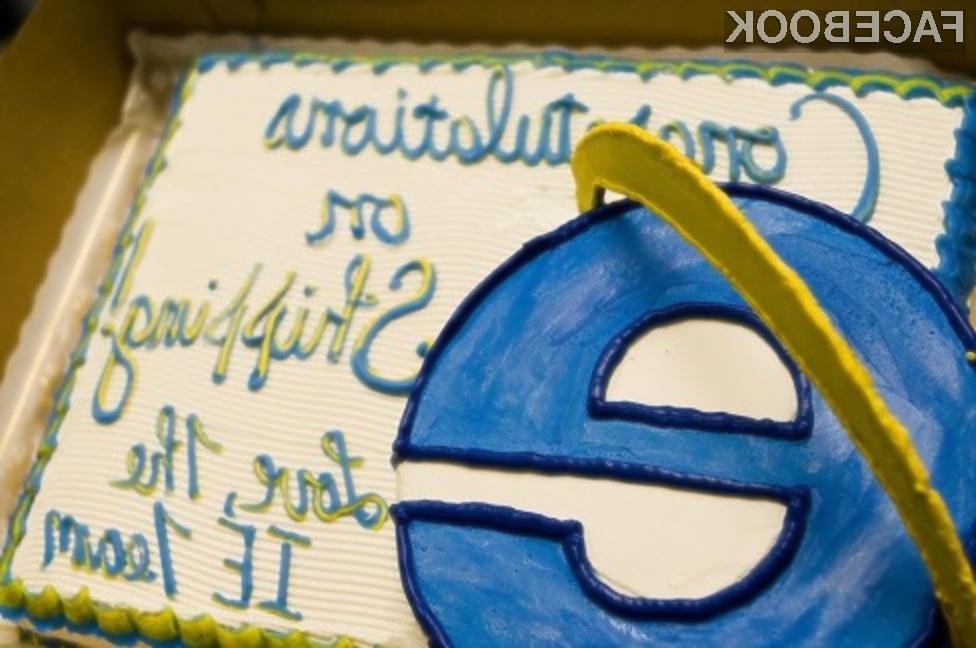 Uporabniki brskalnika Internet Explorer 7 na Facebooku ne morejo več koristiti časovnice.